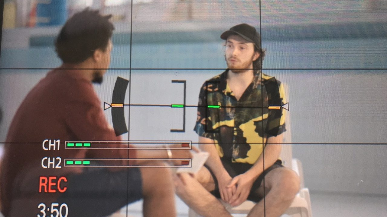 Rencontre avec Vitess à Toulon - Recording